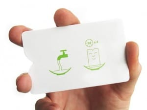 Bangkok Business Card Design